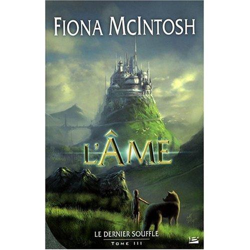 Le Dernier Souffle (The Quickening) - Fiona McIntosh 51ifbg11