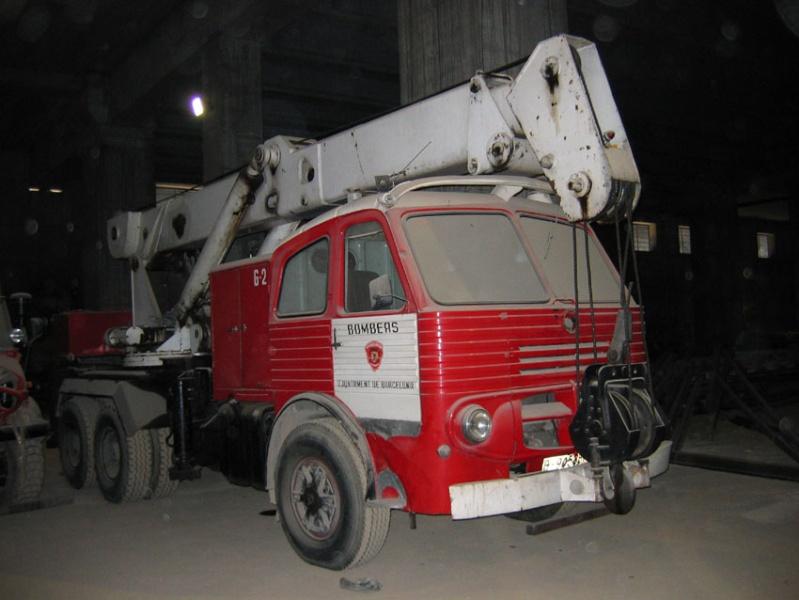 Estat actual dels camions Redvis10