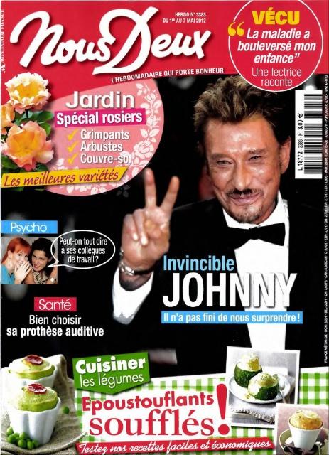 Johnny dans la presse 2018 55439010