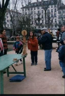 Jeux de plein-air au Moyen-Âge Catapu10