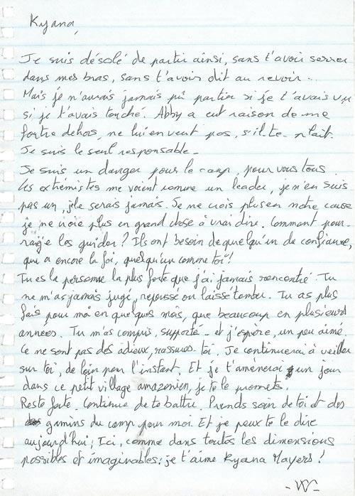 Lettre pour Kyana Lettre11