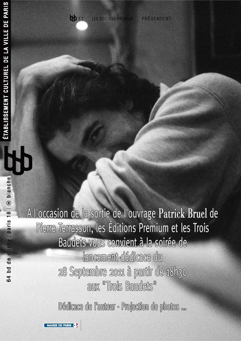 Soirée du lancement du livre sur Patrick Bruel Image014