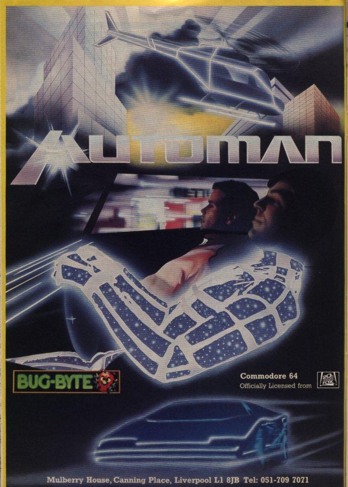 AUTOMAN  (Acamas Toys) 1983 Automa12