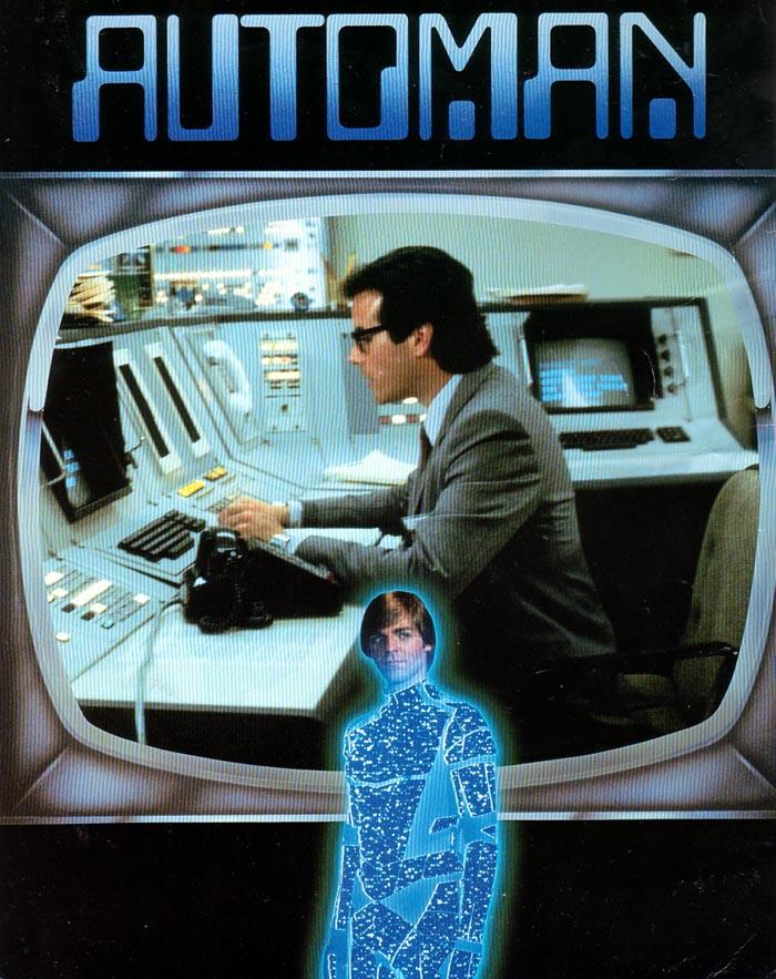AUTOMAN  (Acamas Toys) 1983 Automa14