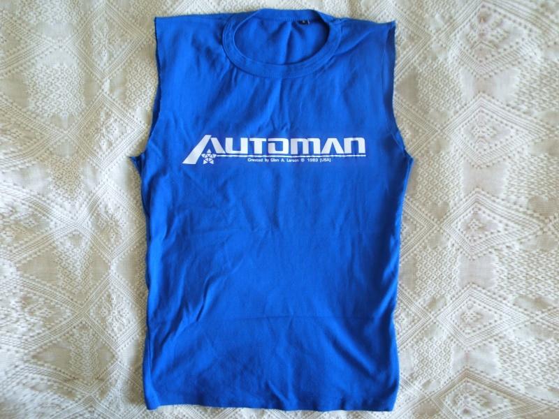 AUTOMAN  (Acamas Toys) 1983 Automa16