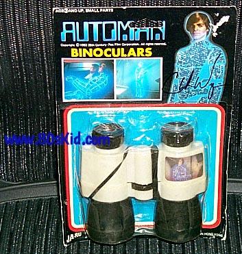 AUTOMAN  (Acamas Toys) 1983 Automa19