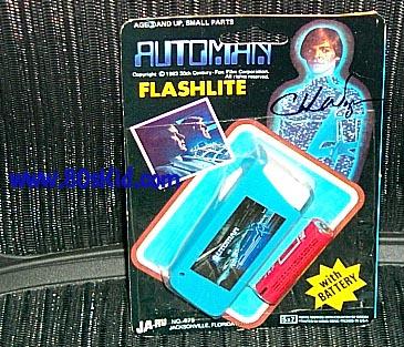 AUTOMAN  (Acamas Toys) 1983 Automa20