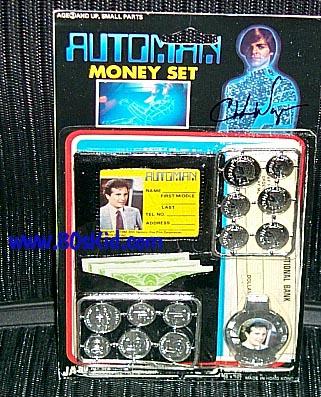 AUTOMAN  (Acamas Toys) 1983 Automa21