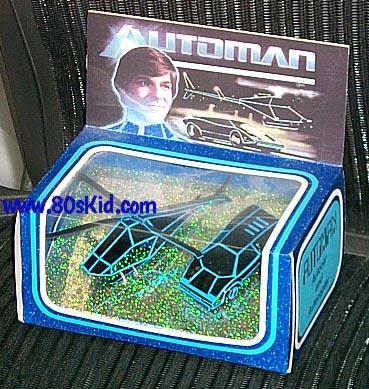 AUTOMAN  (Acamas Toys) 1983 Automa25