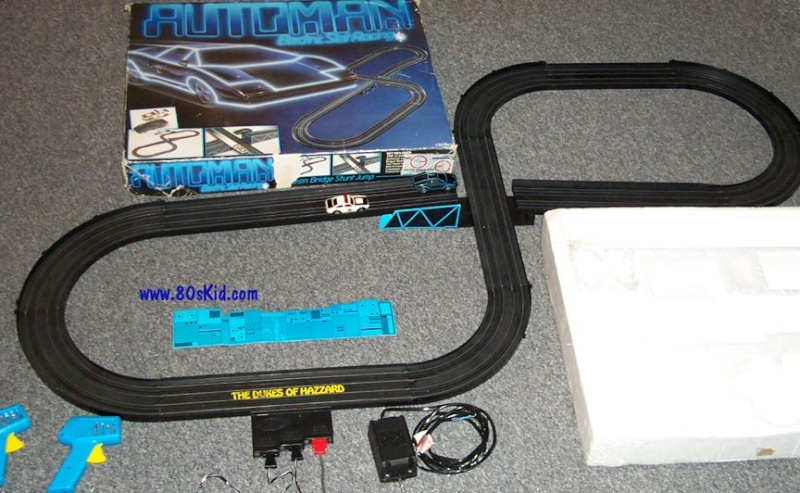 AUTOMAN  (Acamas Toys) 1983 Automa26