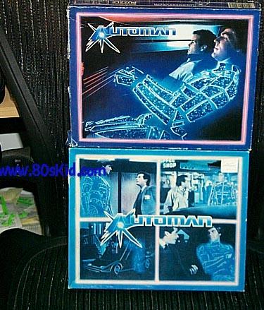 AUTOMAN  (Acamas Toys) 1983 Automa27