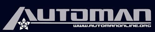 AUTOMAN  (Acamas Toys) 1983 Logo210