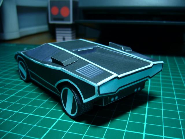 AUTOMAN  (Acamas Toys) 1983 P1060511