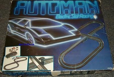 AUTOMAN  (Acamas Toys) 1983 Racetr10