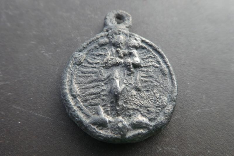 Virgen con Niño / Santa Faz, s. XVI  (R.M. SXVI-C23) P1000253