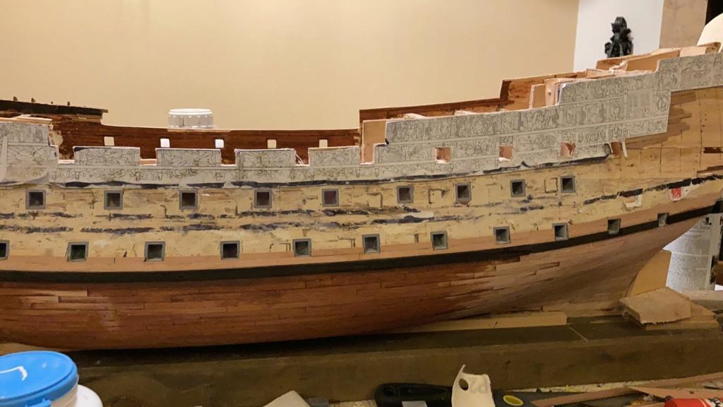 piani  https - modellistinavali forumattivo com - SOVEREIGN OF THE SEAS - Autocostruzione da piani Amati - Pagina 38 Foto_014