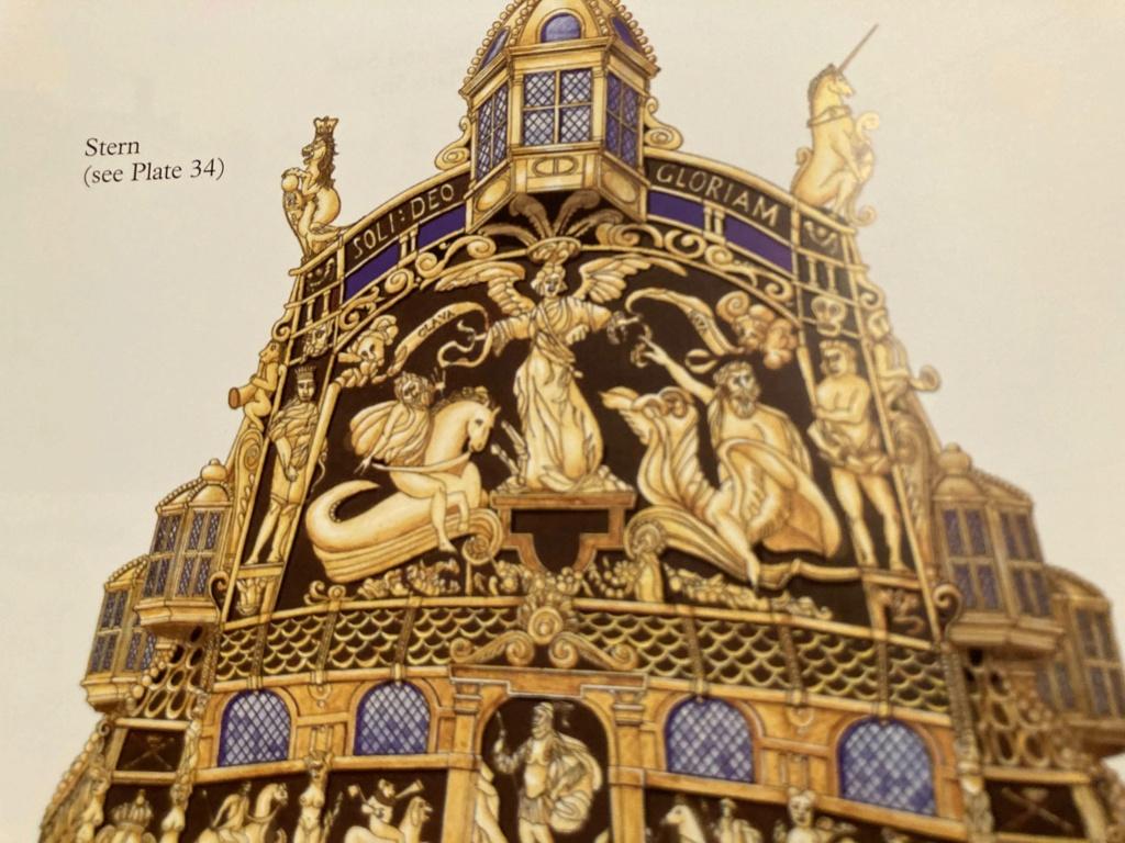 SOVEREIGN OF THE SEAS - Autocostruzione da piani Amati - Pagina 38 Foto_113