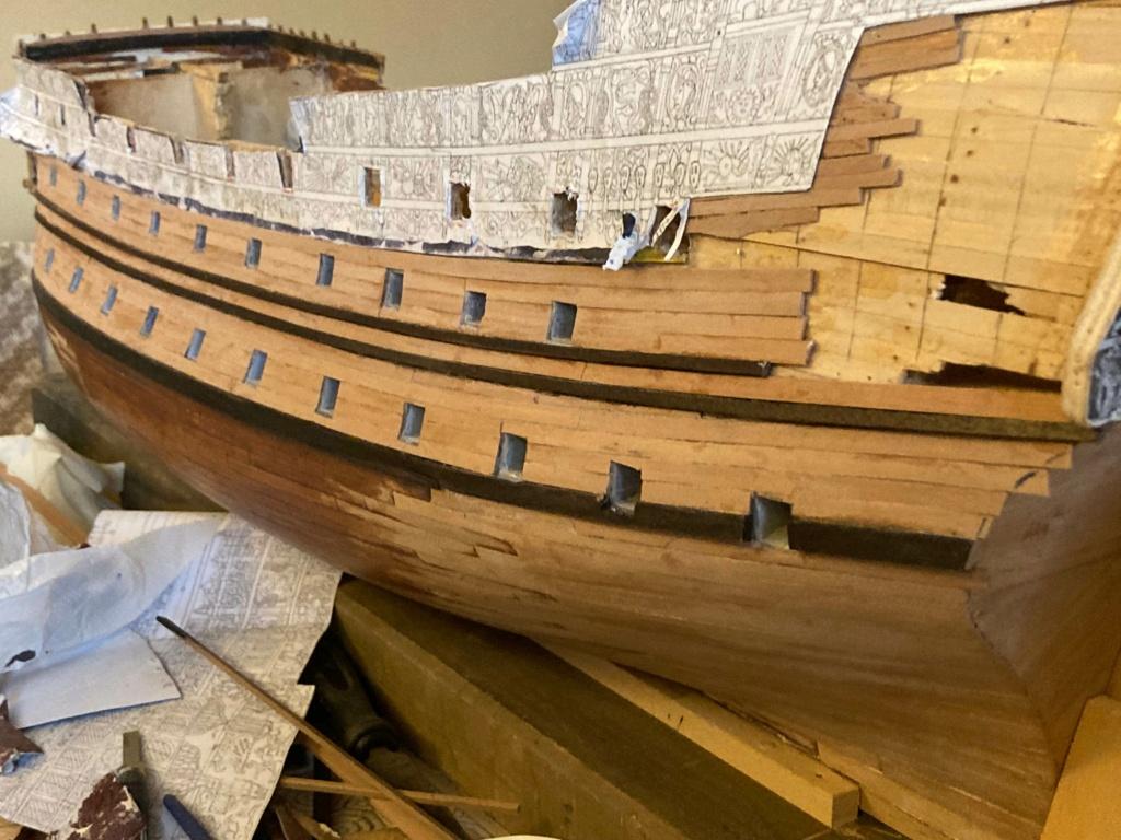 piani  https - modellistinavali forumattivo com - SOVEREIGN OF THE SEAS - Autocostruzione da piani Amati - Pagina 38 Foto_210