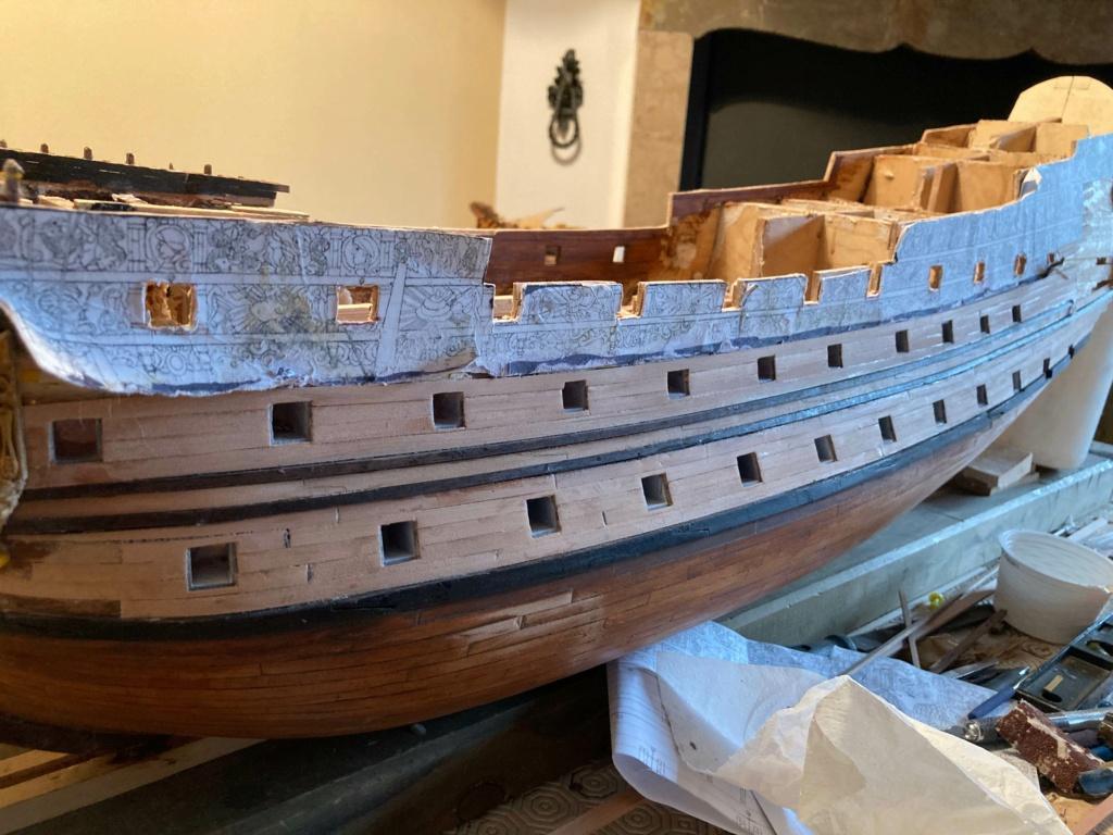 piani  https - modellistinavali forumattivo com - SOVEREIGN OF THE SEAS - Autocostruzione da piani Amati - Pagina 38 Foto_211