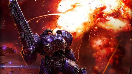 Starcraft 2 - Blizzard Best game EVA Sc210
