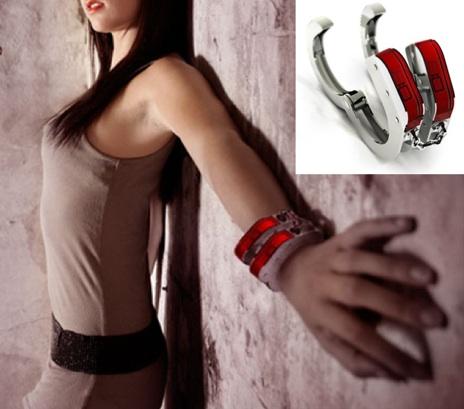Handcuff Watch Zeropz10