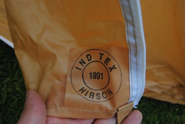 Tente 2 places beige sable 1991 Tente_11