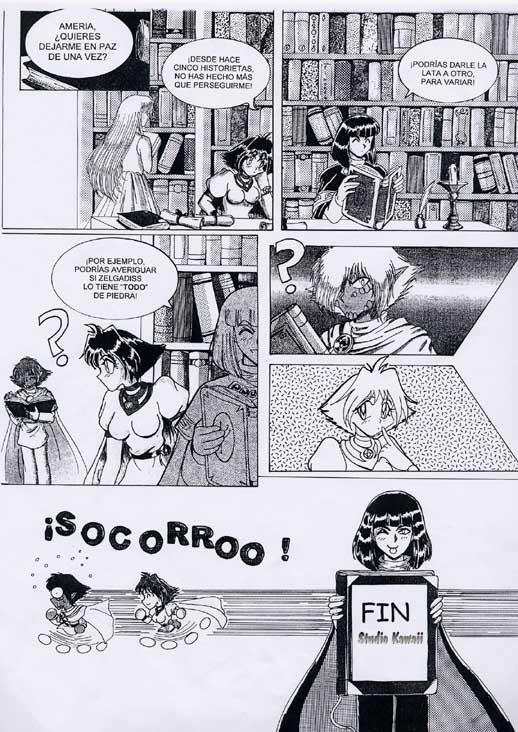 fan manga de slayers Secret11
