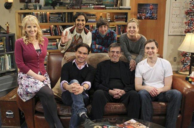 Leonard Nimoy en The Big Bang Theory Nimoy_10