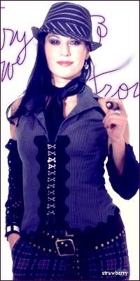 Cristina Scabbia Cris410