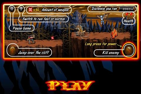 [JEU] DEVIL NINJA : Running Game [Gratuit] 13081310