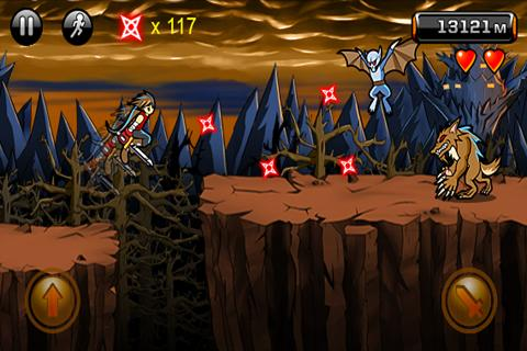 [JEU] DEVIL NINJA : Running Game [Gratuit] 3121-110