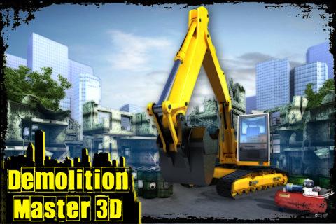 [JEU] DEMOLITION MASTER 3D : Démolissez les bâtiments à la perfection [Démo/Payant] Mzl_mu10