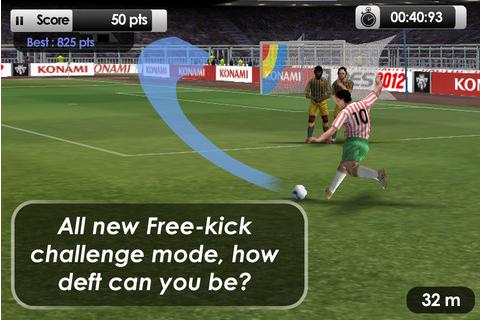 [ANDROID - JEU : PRO EVOLUTION SOCCER 2012] Nouvelle version du célèbre jeu de Foot [Payant] Pes-2010
