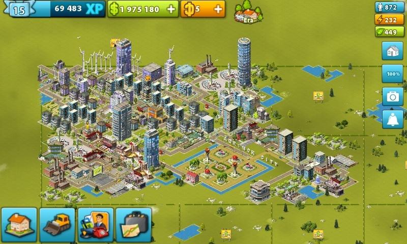 [ANDROID - JEU : MY COUNTRY] Construisez votre ville [Gratuit] Sc201112