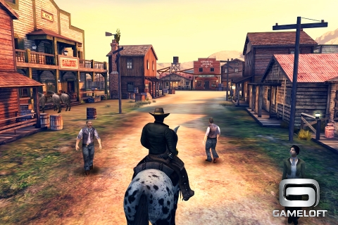 [JEU] SIX-GUNS : Red Dead Redemption revue par Gameloft [Gratuit] Six_gu10