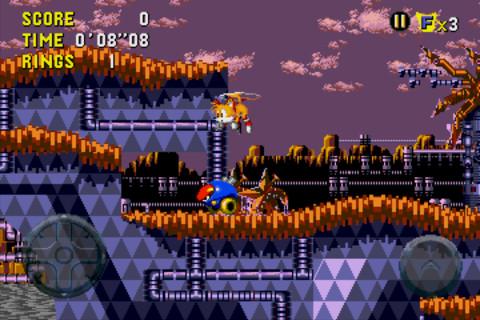 [JEU] SONIC CD : Le légendaire hérisson bleu sur votre mobile [Payant] Sonic-11