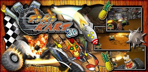 [JEU] TIKI KART 3D: Mario Kart-Like [Gratuit/Payant] Tiki10
