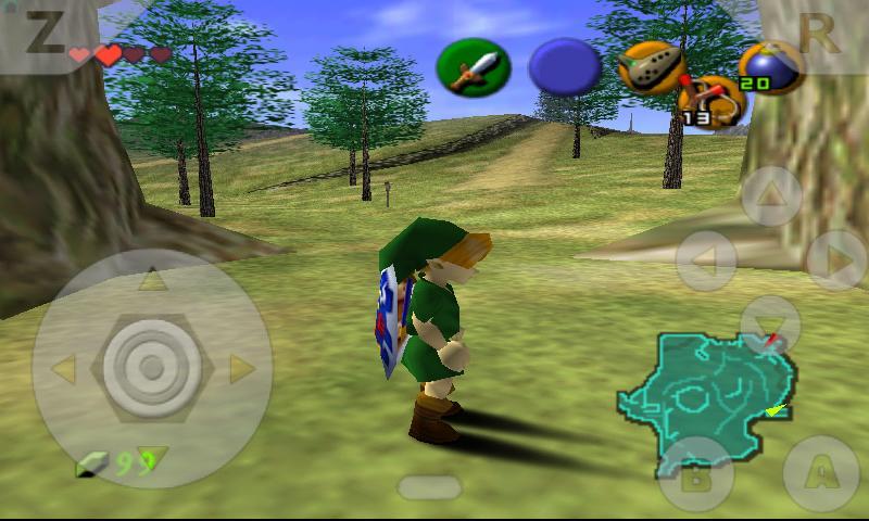 [EMULATEUR] BIT64 : Emulateur Nintendo 64 [Gratuit] Zelda610