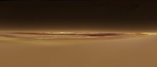 Opportunity va explorer le cratère Endeavour - Page 14 Sansti11