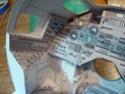 [maquette papier] Apollo command module - 1:12  Cm332010