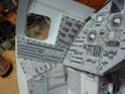 [maquette papier] Apollo command module - 1:12  Cm332013