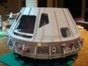 [maquette papier] Apollo command module - 1:12  Cm422012