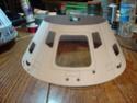 [maquette papier] Apollo command module - 1:12  Cm472010