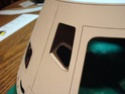 [maquette papier] Apollo command module - 1:12  Cm512011