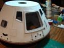 [maquette papier] Apollo command module - 1:12  Cm512015