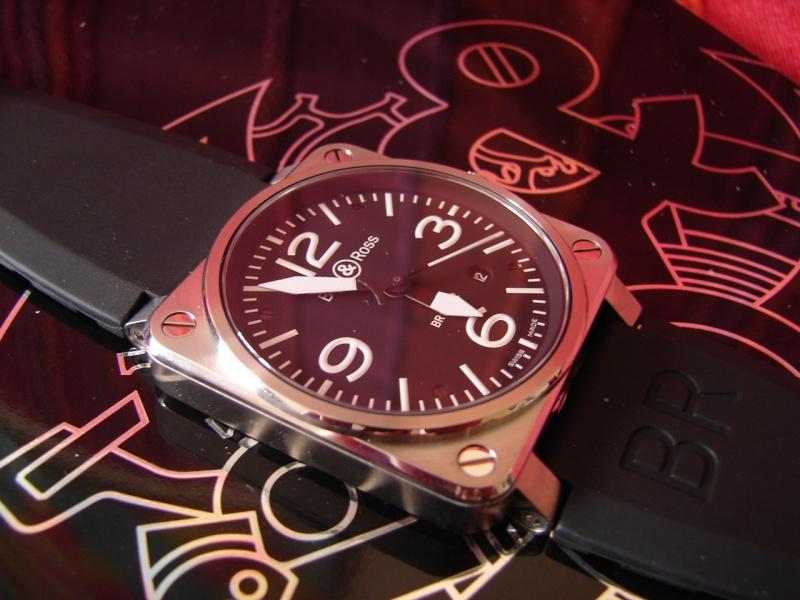 Feu de bracelet caoutchouc / silicone pour l'été Dsc08510