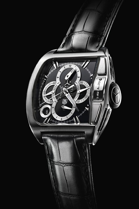 TAG Heuer Mercedes-Benz Limited Edition Watch010