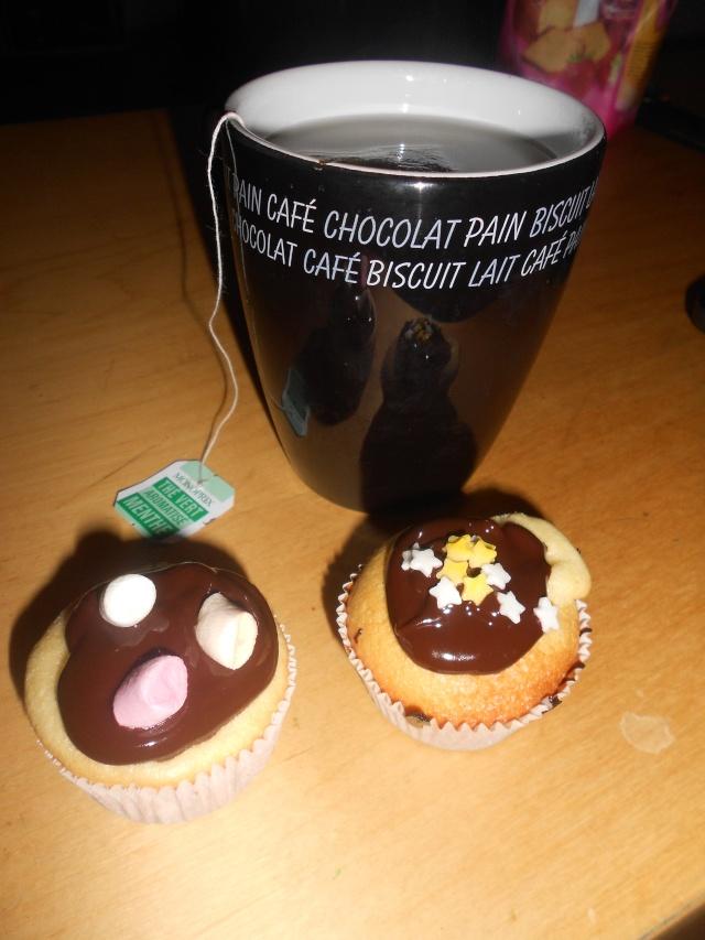 Cupcakes : recettes et décors simples - Page 4 Dscn0112