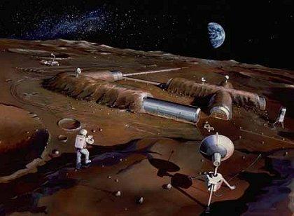 Hergé et la conquête spatiale Base10