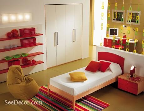 غرف نوم للاطفال 118